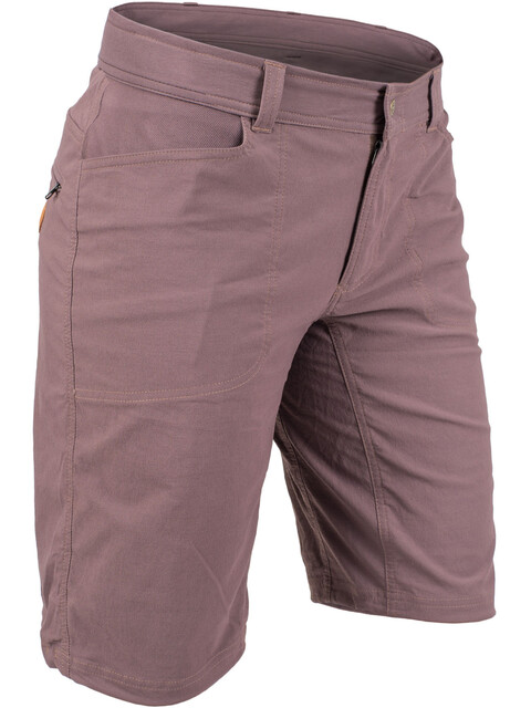 Röjk W's Atlas Hemp Shorts plum